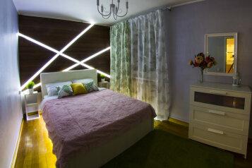 2-комн. квартира, 45 кв.м. на 4 человека, Иртышская набережная, 31, Омск - Фотография 1