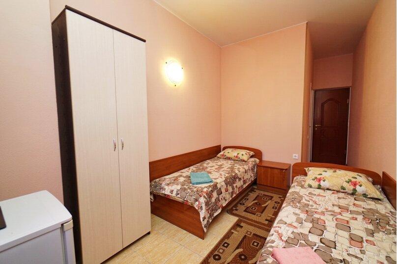 Двухместный с раздельными кроватями, микрорайон Горизонт, 49, Ольгинка - Фотография 8