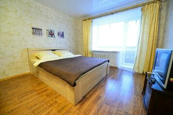 1-комн. квартира, 35 кв.м. на 4 человека, улица Орджоникидзе, Хабаровск - Фотография 1