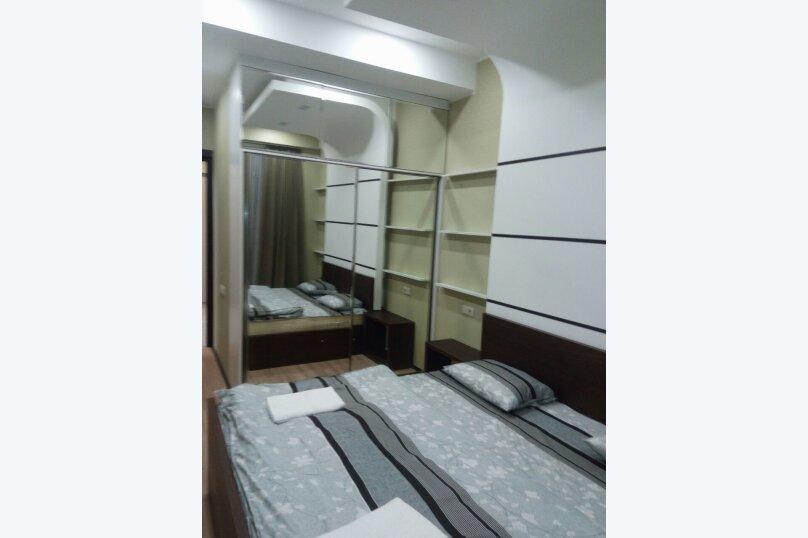3-комн. квартира, 95 кв.м. на 4 человека, улица Павла Ингороквы, 19, Тбилиси - Фотография 4