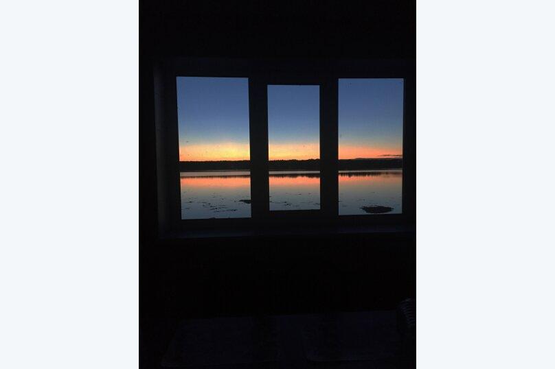 """Дом """"Чайка"""", 110 кв.м. на 9 человек, 3 спальни, п. Свирьстрой, ул Набережная, 9, Лодейное Поле - Фотография 13"""