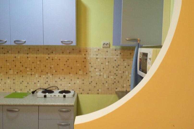 3-комн. квартира, 50 кв.м. на 7 человек, улица Абазгаа, 61, Гагра - Фотография 4