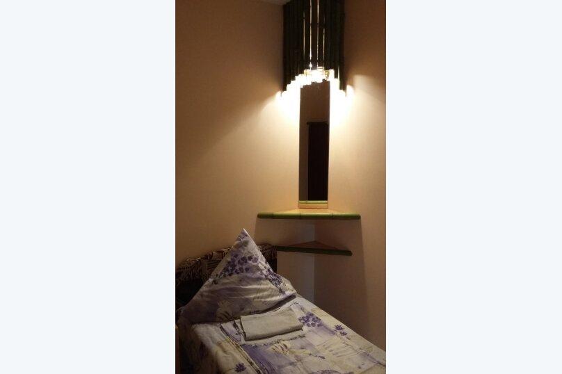 3-комн. квартира, 50 кв.м. на 7 человек, улица Абазгаа, 61, Гагра - Фотография 14
