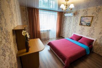 1-комн. квартира, 38 кв.м. на 4 человека, Брестская улица, 22А, Хабаровск - Фотография 1