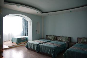 2-комн. квартира, 95 кв.м. на 6 человек, улица Карла Либкнехта, Ейск - Фотография 3