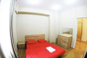 3-комн. квартира, 85 кв.м. на 4 человека, улица Павла Ингороквы, 19, Тбилиси - Фотография 4