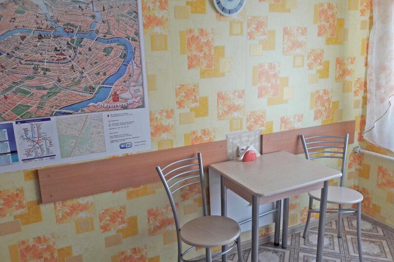 1-комн. квартира, 31 кв.м. на 4 человека, Пискарёвский проспект, 40, Санкт-Петербург - Фотография 5