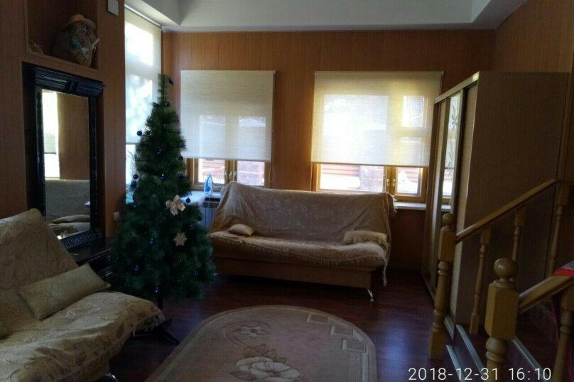 Дом, 220 кв.м. на 10 человек, 3 спальни, д. Зеленая Поляна, ул. Северная, 6, Банное - Фотография 4