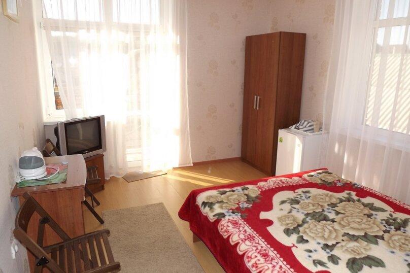 Стандартный двухместный номер с одной кроватью, Школьная, 16-Б, Голубицкая - Фотография 1