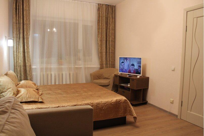 1-комн. квартира, 31 кв.м. на 3 человека, Олимпийская, 87, Кировск - Фотография 7