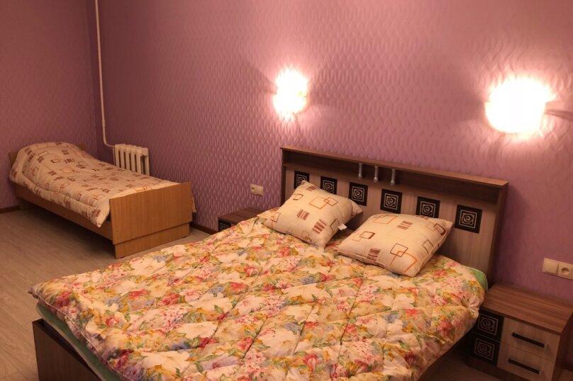 1-комн. квартира, 36 кв.м. на 3 человека, Олимпийская улица, 81, Кировск - Фотография 3
