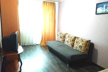 1-комн. квартира, 33 кв.м. на 3 человека, улица Сурикова, 6, Красноярск - Фотография 1