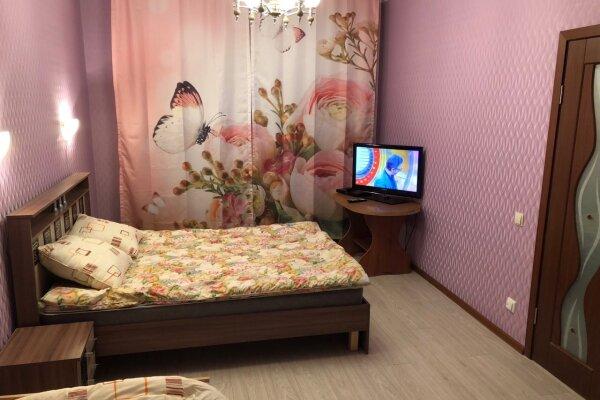 1-комн. квартира, 36 кв.м. на 3 человека, Олимпийская улица, 81, Кировск - Фотография 1