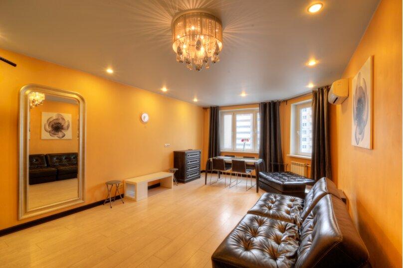 2-комн. квартира, 50 кв.м. на 4 человека, Красногорский бульвар, 19, Красногорск - Фотография 2