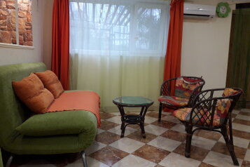 2-комн. квартира, 40 кв.м. на 4 человека, улица Коллективная, 10, Алушта - Фотография 1