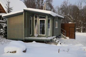 Дом под Звенигородом  для интровертов, 40 кв.м. на 3 человека, 1 спальня, дер. Клопово, 14Б, Звенигород - Фотография 2