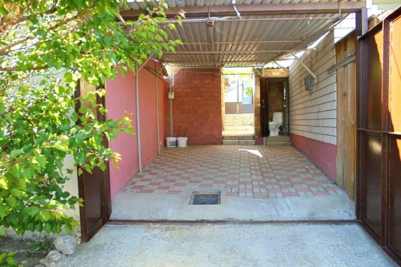 Отдельный дом со своим двором и гаражом, без хозяев., 60 кв.м. на 8 человек, 3 спальни, Лысогорный переулок, 4, Феодосия - Фотография 19