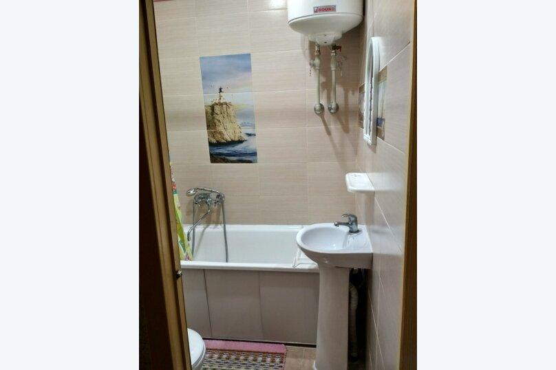 Домик с видом на море, 18 кв.м. на 3 человека, 1 спальня, Ялтинская, 18, Алупка - Фотография 15