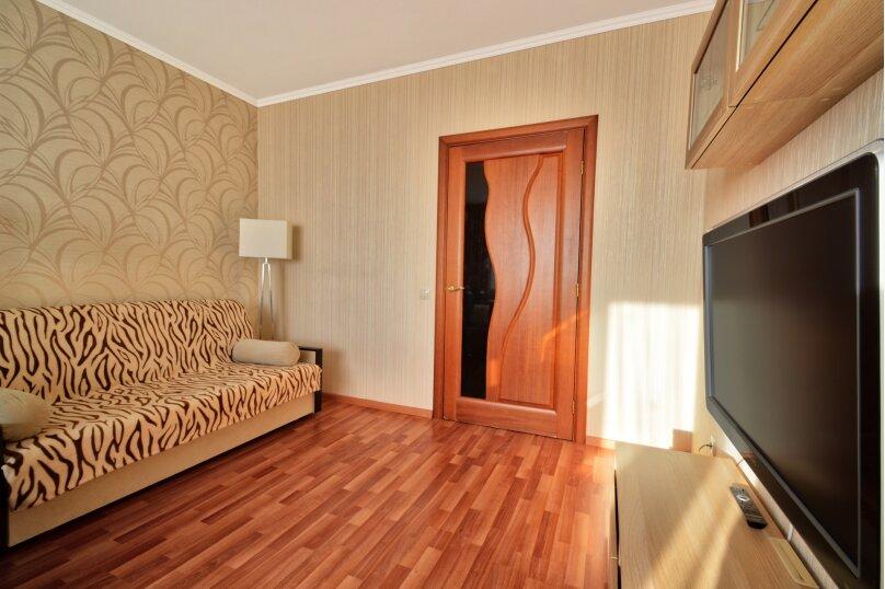 1-комн. квартира, 38 кв.м. на 4 человека, Окская улица, 3к1, Москва - Фотография 3