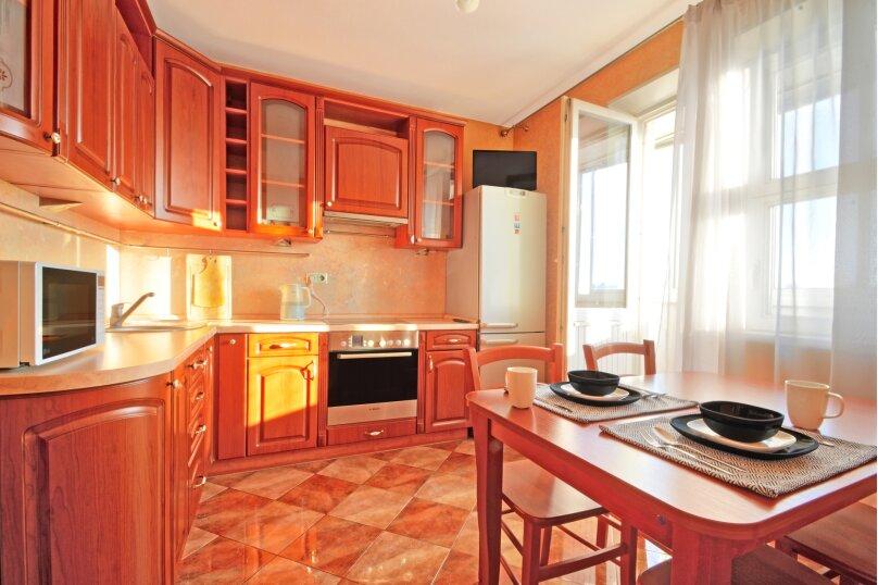 1-комн. квартира, 38 кв.м. на 4 человека, Окская улица, 3к1, Москва - Фотография 5