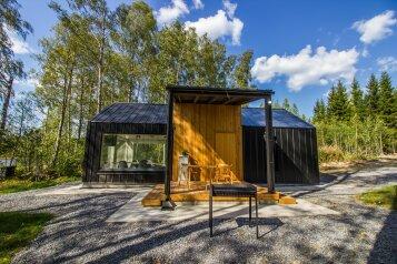 Дом, 50 кв.м. на 4 человека, 2 спальни, Мийнальское сельское поселение, п. Сикопохья, ул Дачная, Лахденпохья - Фотография 4