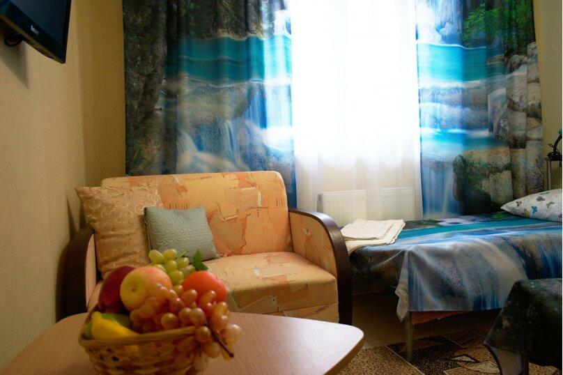3-х местный стандарт №1 (разд. кровати), Насыпная, 10, Феодосия - Фотография 1
