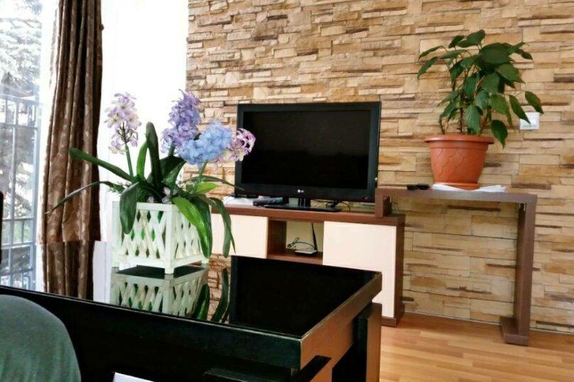 2-комн. квартира, 50 кв.м. на 2 человека, улица Павла Ингороквы, 19, Тбилиси - Фотография 9