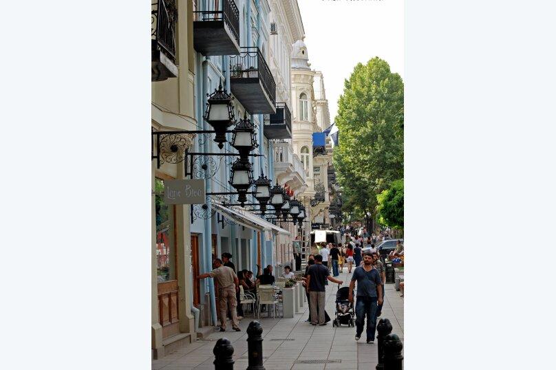 2-комн. квартира, 50 кв.м. на 2 человека, улица Павла Ингороквы, 19, Тбилиси - Фотография 19