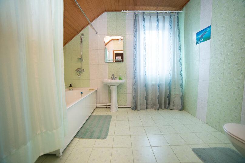 Коттедж на юбилейной, 170 кв.м. на 10 человек, 3 спальни, Юбилейная улица, 2Б, Шерегеш - Фотография 10