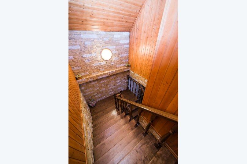 Коттедж на юбилейной, 170 кв.м. на 10 человек, 3 спальни, Юбилейная улица, 2Б, Шерегеш - Фотография 16