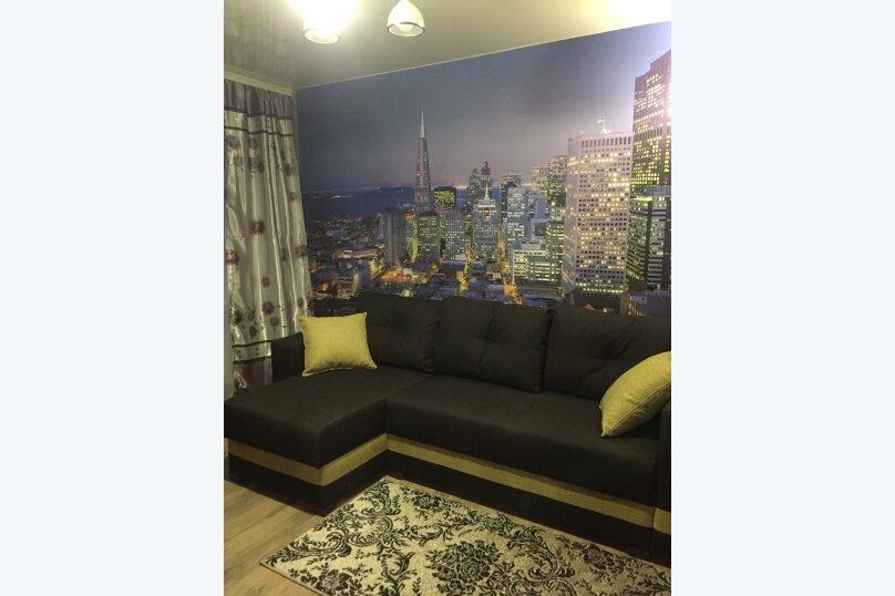 2-комн. квартира, 45 кв.м. на 4 человека, улица Бирюзова, 2А, Судак - Фотография 2