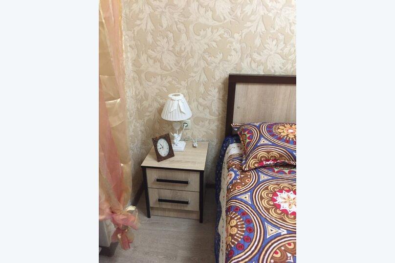 2-комн. квартира, 45 кв.м. на 4 человека, улица Бирюзова, 2А, Судак - Фотография 4