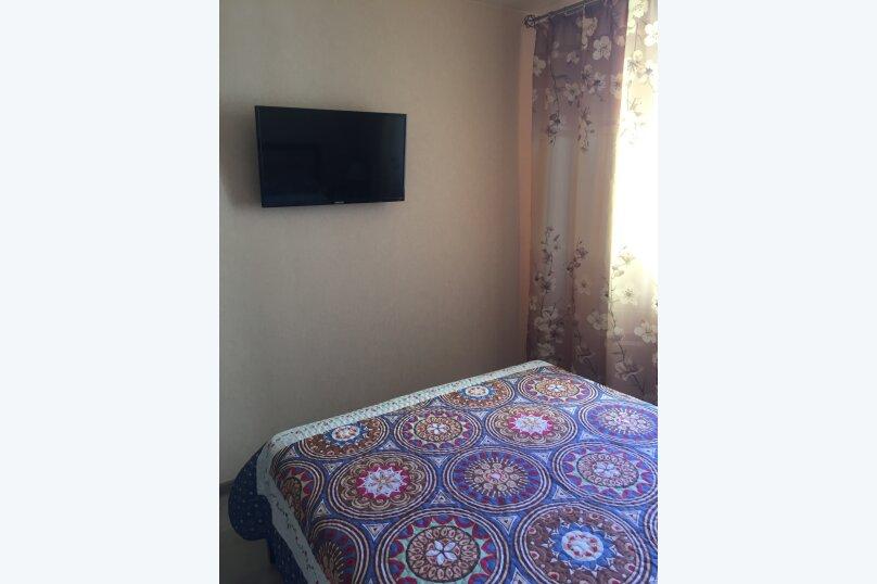 2-комн. квартира, 45 кв.м. на 4 человека, улица Бирюзова, 2А, Судак - Фотография 13