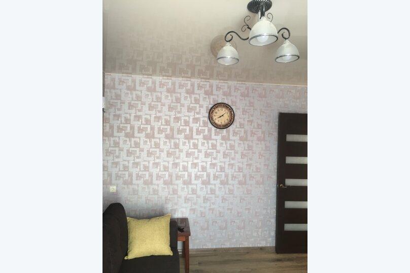 2-комн. квартира, 45 кв.м. на 4 человека, улица Бирюзова, 2А, Судак - Фотография 16