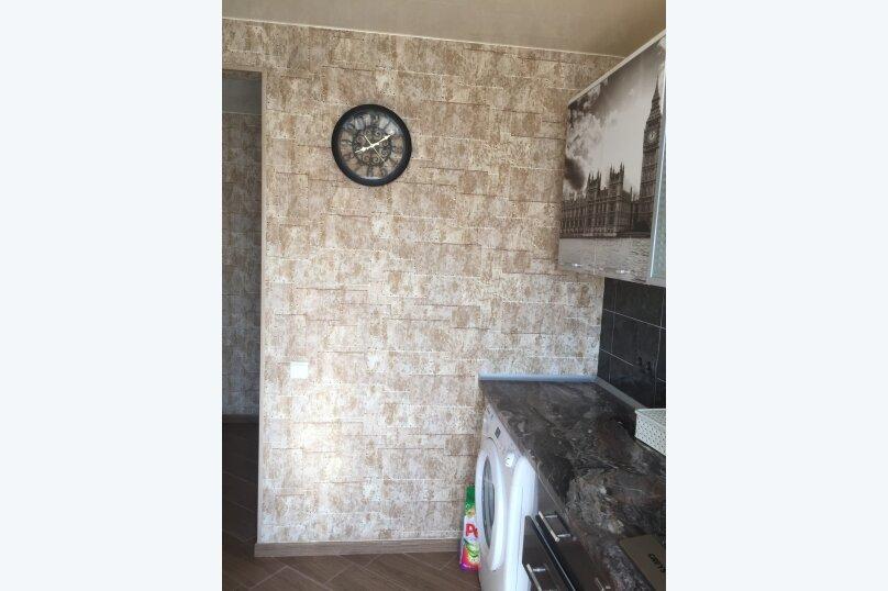 2-комн. квартира, 45 кв.м. на 4 человека, улица Бирюзова, 2А, Судак - Фотография 18