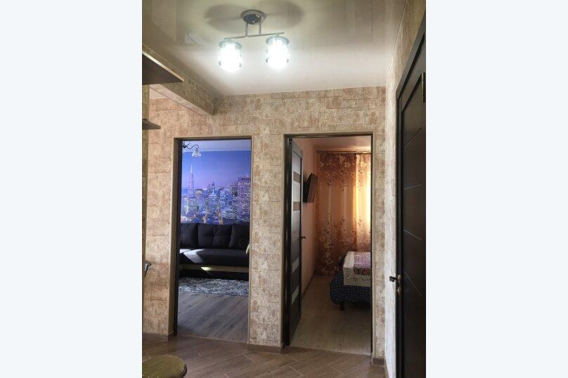 2-комн. квартира, 45 кв.м. на 4 человека, улица Бирюзова, 2А, Судак - Фотография 22