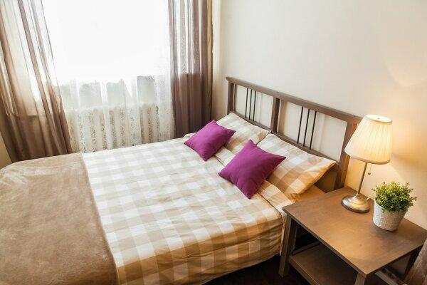 1-комн. квартира, 45 кв.м. на 4 человека, улица Мустая Карима, 16, Уфа - Фотография 1