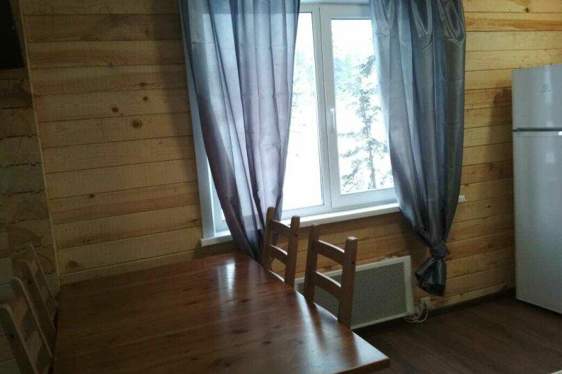 Дом, 120 кв.м. на 12 человек, 5 спален, Свободная, 14, Шерегеш - Фотография 10