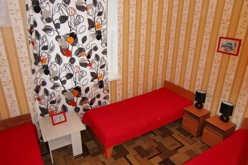 стандарт с 1-но спальными кроватями в корпусе, Луговая улица, 19А, Черноморское - Фотография 1