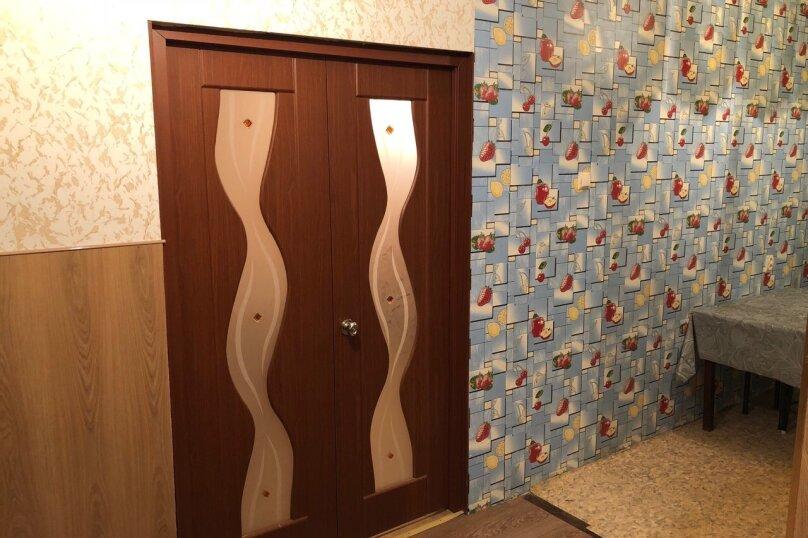 3-комн. квартира, 62 кв.м. на 7 человек, Олимпийская, 69, Кировск - Фотография 4