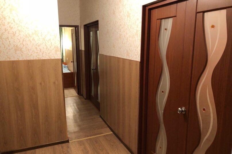 3-комн. квартира, 62 кв.м. на 7 человек, Олимпийская, 69, Кировск - Фотография 5