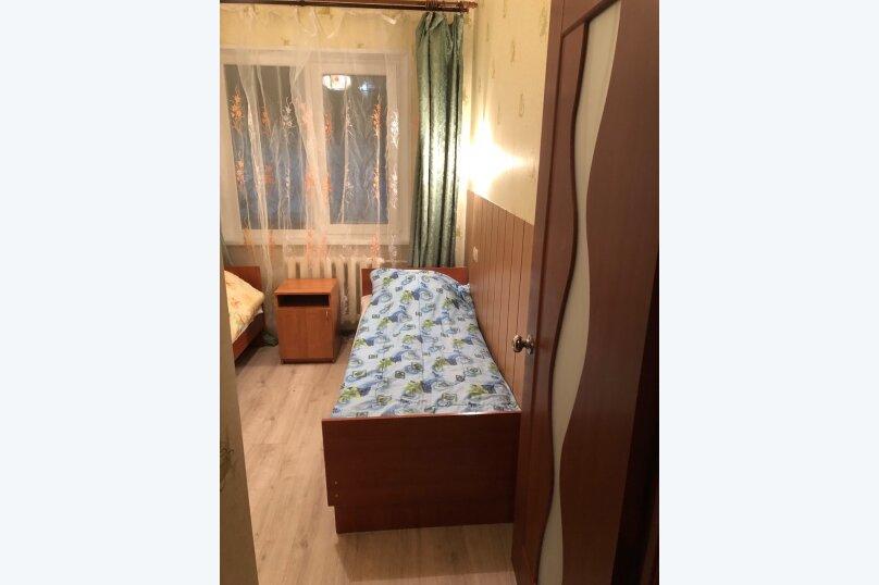3-комн. квартира, 62 кв.м. на 7 человек, Олимпийская, 69, Кировск - Фотография 6