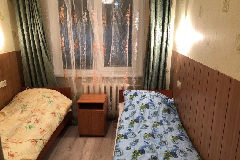 3-комн. квартира, 62 кв.м. на 7 человек, Олимпийская, 69, Кировск - Фотография 7