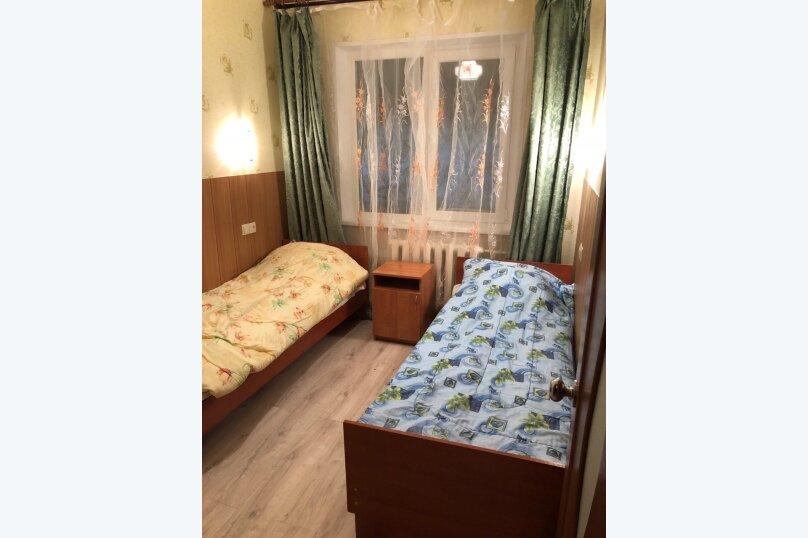 3-комн. квартира, 62 кв.м. на 7 человек, Олимпийская, 69, Кировск - Фотография 8