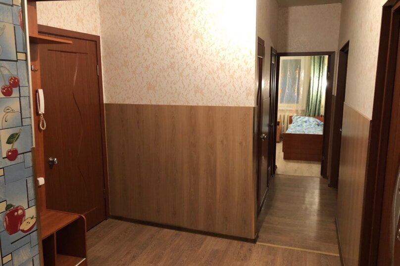 3-комн. квартира, 62 кв.м. на 7 человек, Олимпийская, 69, Кировск - Фотография 10