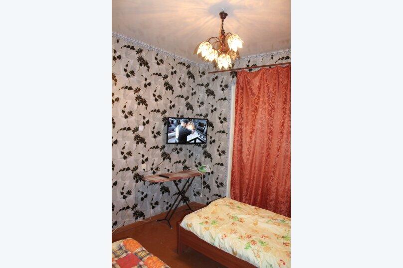 3-комн. квартира, 62 кв.м. на 7 человек, Олимпийская, 69, Кировск - Фотография 14