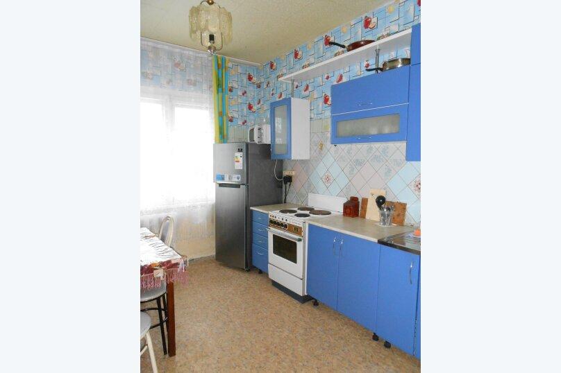 3-комн. квартира, 62 кв.м. на 7 человек, Олимпийская, 69, Кировск - Фотография 16