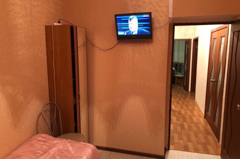 3-комн. квартира, 62 кв.м. на 7 человек, Олимпийская, 79, Кировск - Фотография 15