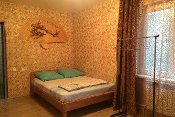 Этаж первый:  Квартира, 8-местный (6 основных + 2 доп), 2-комнатный, Дом этажам , улица Кропоткина на 2 номера - Фотография 4