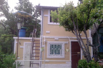 Дачный домик 2 эт, 7 кв.м. на 2 человека, 1 спальня, Маратовская улица, 28, Гаспра - Фотография 1